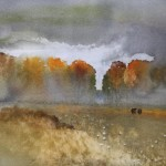 JajoueiHossein-Ontario-in-Fallwatercolor-15x22inch